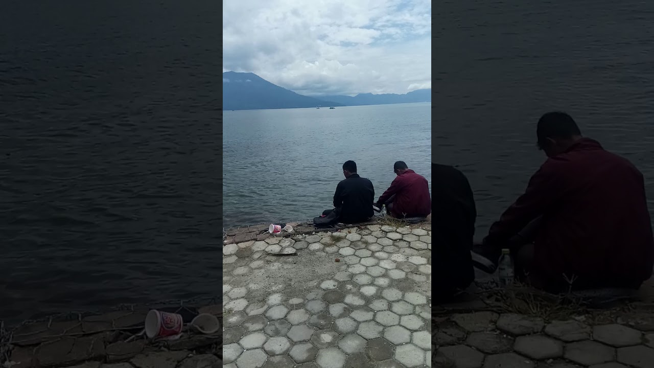 Wisata Alam Danau Ranau Oku Selatan