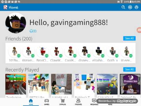 Free accounts for ROBLOX!!!!