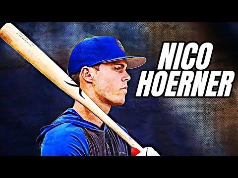 Cubs #1 Prospect | Nico Hoerner