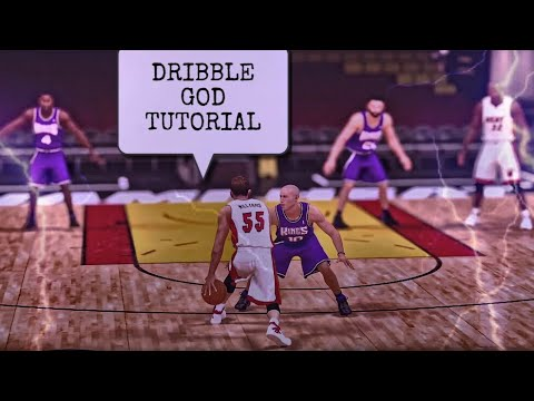 NBA 2K20 HOW TO SPAM MOMENTUM CROSSOVER   GET A ANKLE BREAKER EVERY TIME U DO IT!!!