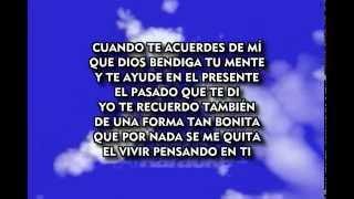 Marco Antonio Solis Cuando Te Acuerdes De Mi Karaoke