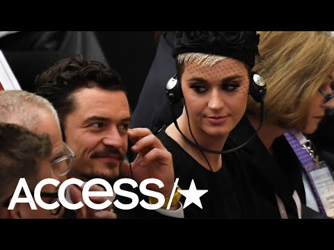 Katy Perry & Orlando Bloom Meet The Pope At The Vatican | Access
