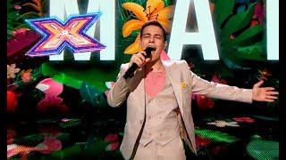 Дмитрий Волканов – Robertino Loretti – Jamaica  – Х-Фактор 9. Третий прямой эфир
