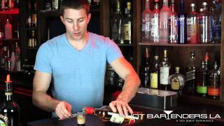 How To Make The Flaming B-52 Shot