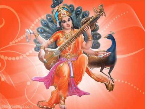 Maa Saraswati Prayers - Sharda Bhujang Ashtakam [शारदा भुजंग अष्टाकाम ]