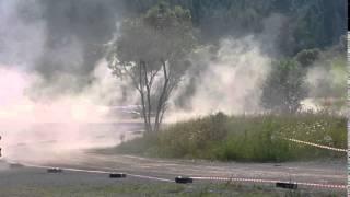 2015 Rally Tatry Poprad Grzyb and Melicharek crash