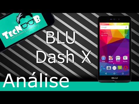 Análise: Blu Dash X - TecNoob