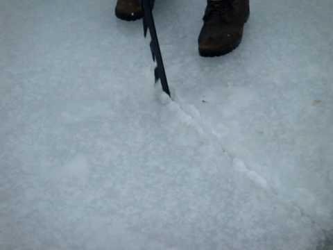 Ice Saw