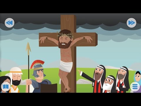 Bible for Kids - In the Garden, It Is Finished!, A Happy Sunday