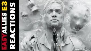 The Evil Within 2 - Easy Allies Reactions - E3 2017