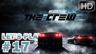 THE CREW - Episode #17 [PS4] Il est bientôt l'heure de la dernière course