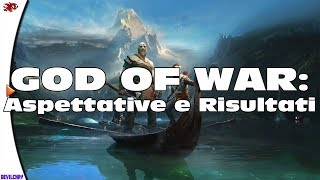 GOD OF WAR: Aspettative e Risultati (NO Spoiler)