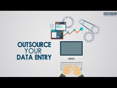 Data Entry Evolution From Traditional to Offshore Solutions - Kinetic Business Solutions