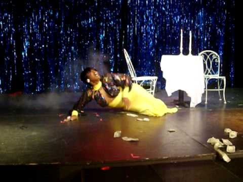DAPHANIE DUPREE PERFORMS PHYLLIS HYMAN'S LIVING IN CONFUSION