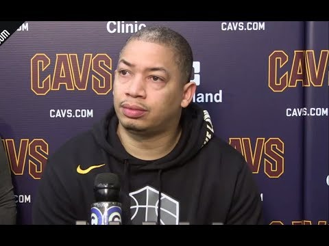 Tyronn Lue Looking Forward On Game 3 vs Celtics | May 18, 2018