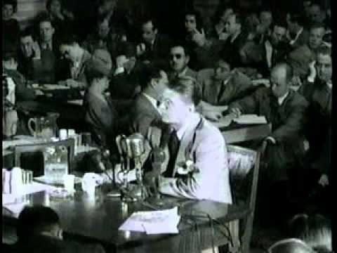 Ronald_Reagan HUAC Testimony Excerpt, 1947