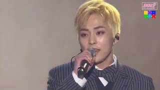170218 EXO-CBX -Talk+For You @ K-Drama Fest In PyeongChang