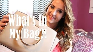 What's in My Bag!? Thumbnail
