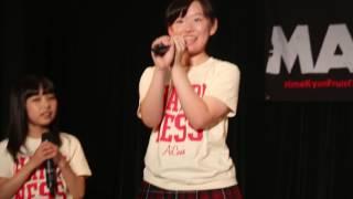 2016.7.2 アイキューン定期公演 松山キティホールにて.
