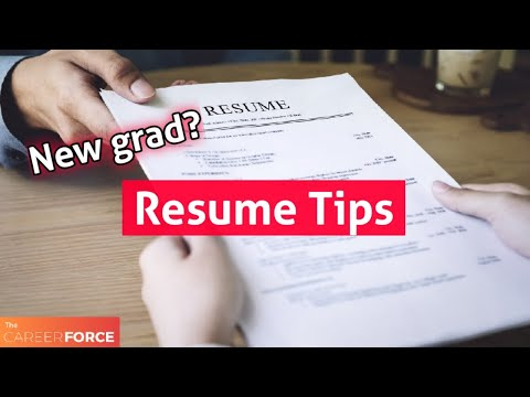 Data Analyst Resume for New Grads