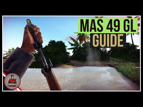 Rising Storm 2 Vietnam MAS 49 Grenade Launcher GUIDE |