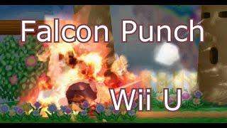 Kirby Falcon Punch Version Wii U. V3