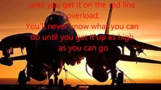 Highway to the Danger Zone Lyrics