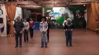 DROWSY MAGGIE Line Dance - compte et danse