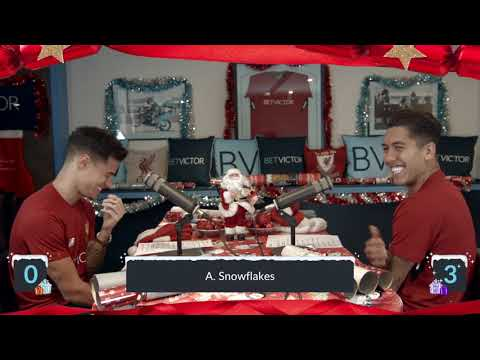Crack Me Up Challenge: Roberto Firmino and Philippe Coutinho
