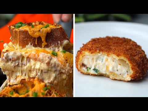 6 Delicious Spicy and Cheesy Recipes