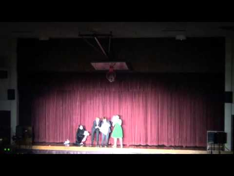 Curtains CLOSING NIGHT- Monsignor Farrell Players March 26, 2016