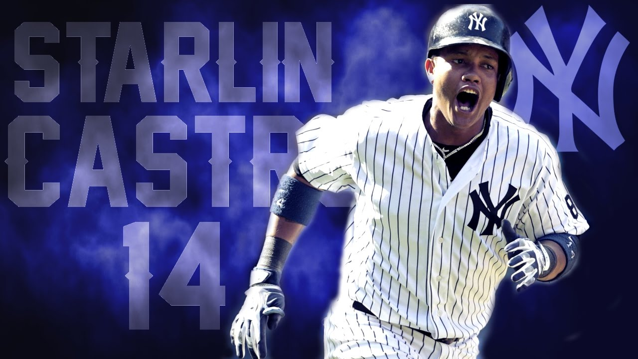 sale retailer 02eab 73505 Starlin Castro | Yankees 2016 Higlights ᴴᴰ