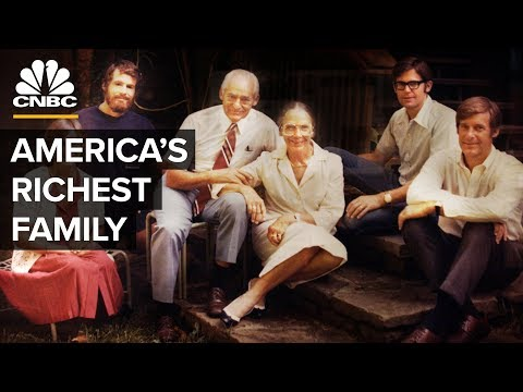 Who Is America's Richest Family?
