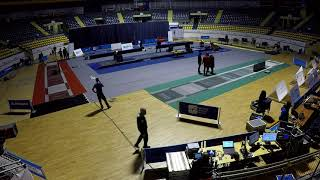 TIMELAPSE Scherma Fencing Turin