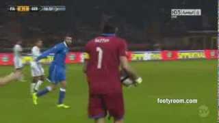 Italy 1 -- 1 Germany Latest Football Highlights