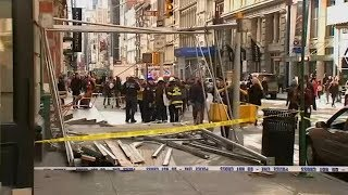 DOB: Collapsed SoHo shed a result of cutting corners, could've been prevented