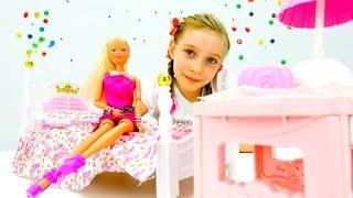 Кукольный домик для Барби - Игры и дизайн для девочек