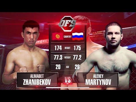 OFS-12 Almabet Zhanibekov vs Alexey Martynov