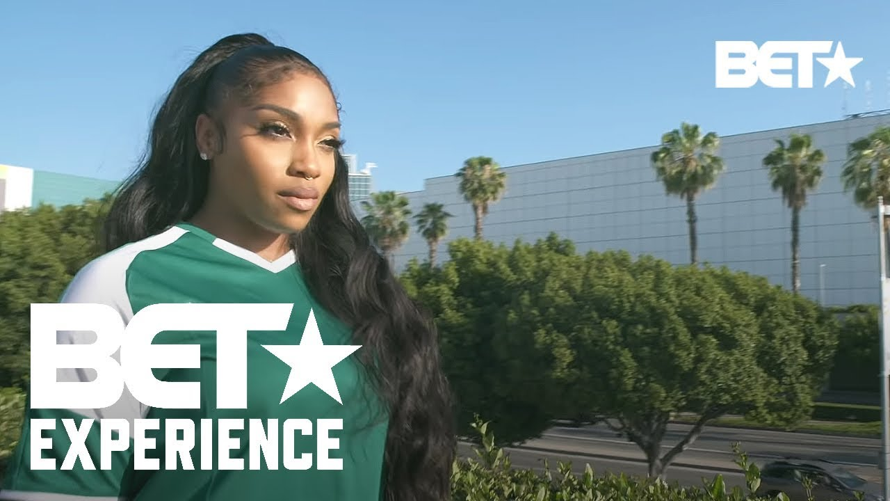 Love & Hip Hop Showdown LHH ATLANTA vs LHH HOLLYWOOD Celeb Dodgeball Game | BET Experience 2018