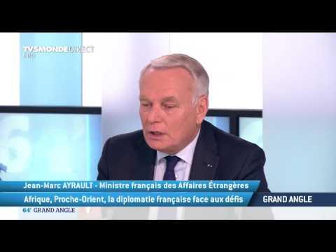 Jean-Marc #Ayrault appelle le #Gabon a faire les réformes nécessaires
