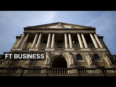 BoE stress tests – in 90 seconds | FT Business