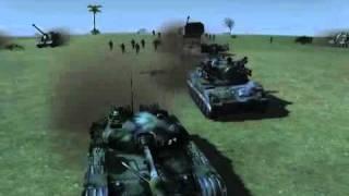 Alliance Future Combat Gameplay Trailer By PirateWarrior666
