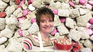 How To Make Valentine Puppy Chow Tutorial