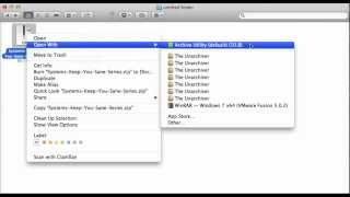 How to unzip files on your Mac