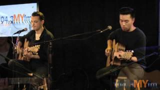 oar shattered live acoustic