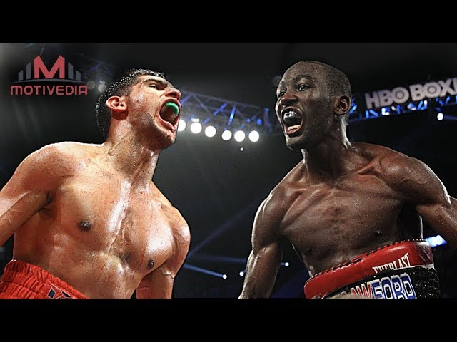 Terence Crawford vs Amir Khan - A CLOSER LOOK