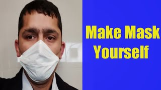 mask making idea | cheapest face mask |face mask | corona virus  | corona virus issue | #coronavirus