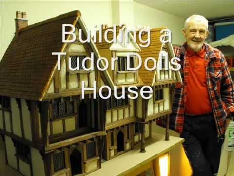 Building a Tudor Dolls House - YouTube