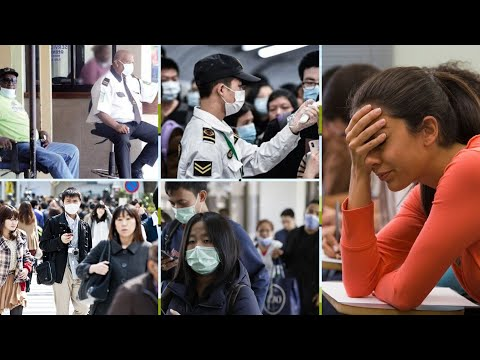 (OMG) Audio Jamaican Girl Cry!ng To Come Back Home After Coronavirus Gets Very Seri0us In China