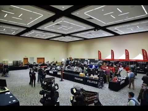 Kenmore Camera Digital Expo 2014 - Camera 3 Timelapse - YouTube